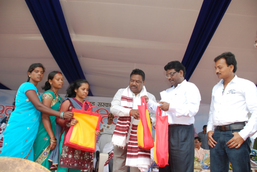 Tool Kits Distribution under YKVY Scheme